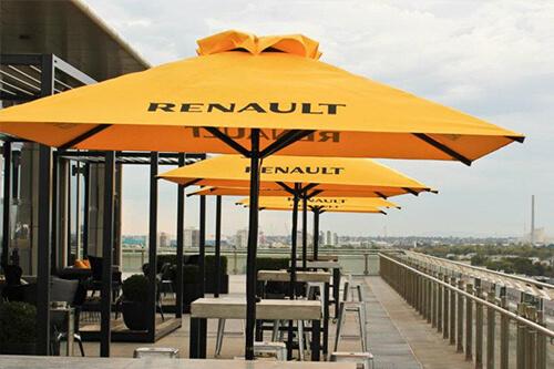 Renault F1 Grand Prix Hospitality