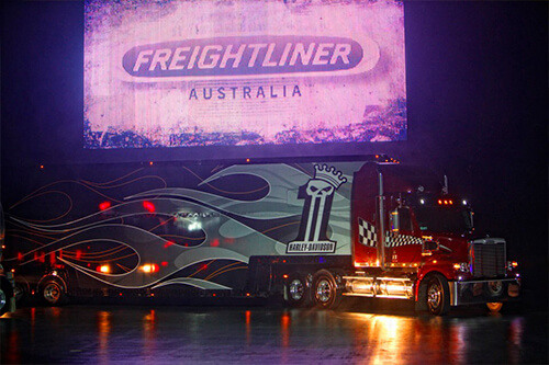 Freightliner Launch Event